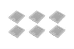 Game Boy Pocket / Color Game Case [6-Pack] - Game Boy   VideoGameX